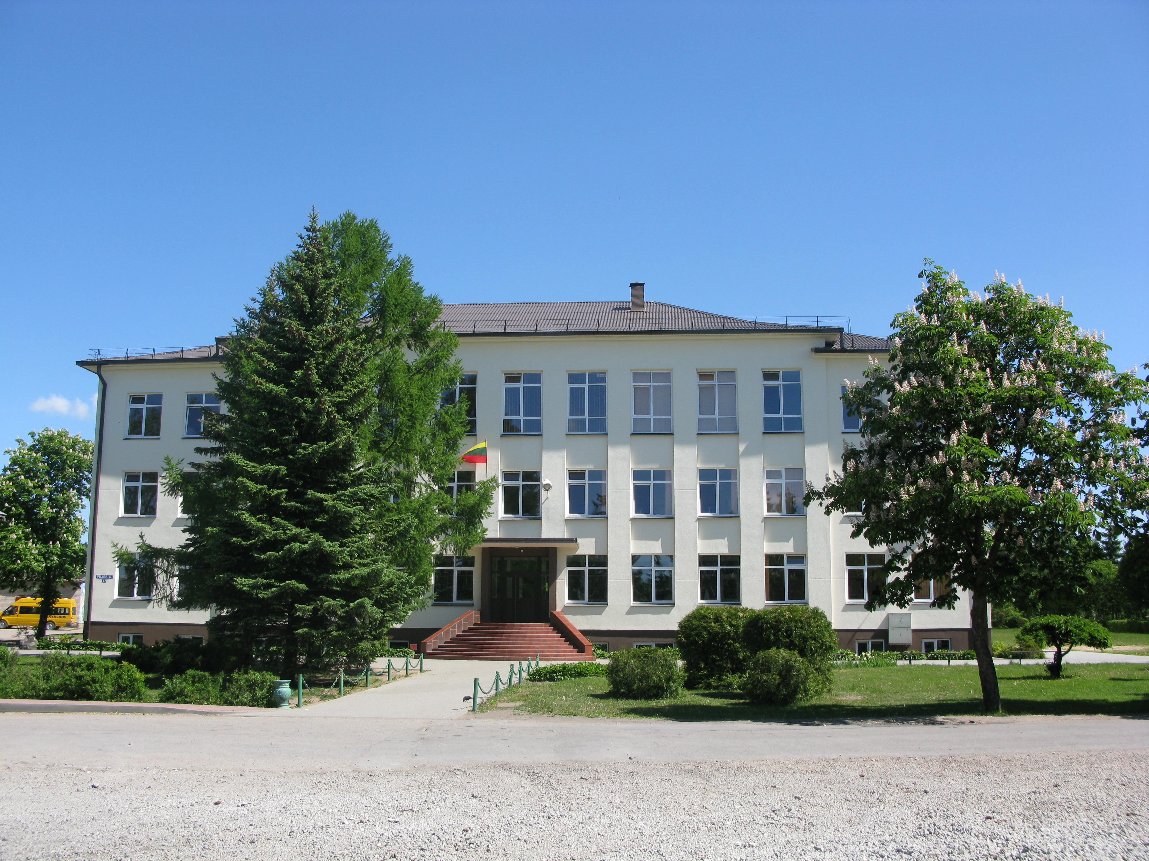 Seduvos gimnazija